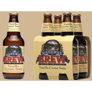 crush cream soda vanilla, natural brew vanilla cream soda, soda cream