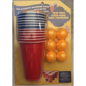 beer pong drinking games