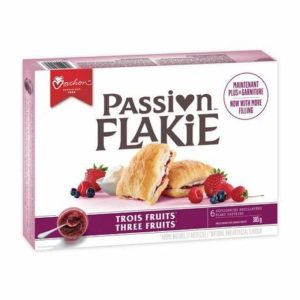 vachon snacks, passion flakie