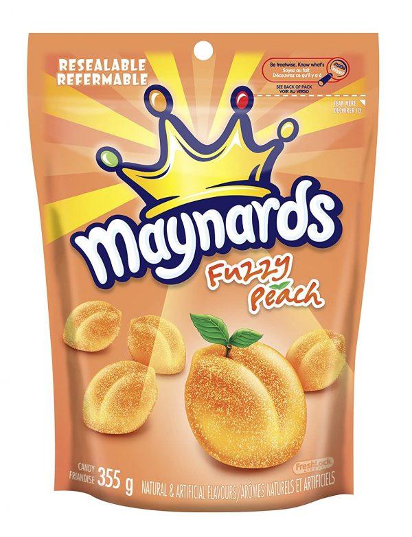 Maynards Fuzzy Peach 355g (12.5oz)