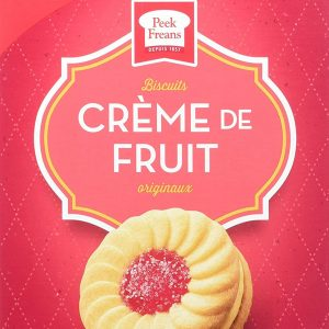 Peek Freans Fruit Crème 300g/10.6oz {Imported from Canada}